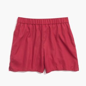 | Madewell | pull-on shorts